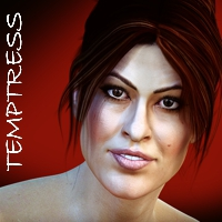 TEMPTRESS for V4.2 3D Figure Assets 3D Models odnajdy