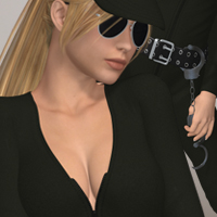 Police Uniform II by 3D-Age