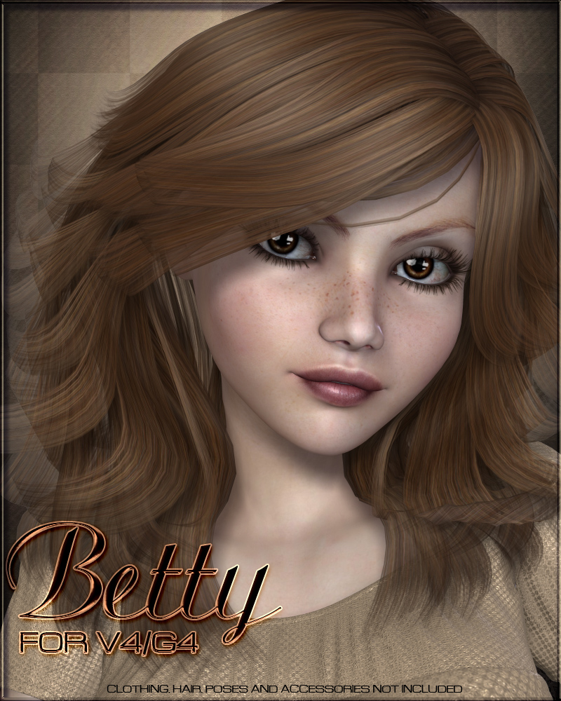 Betty for V4-G4