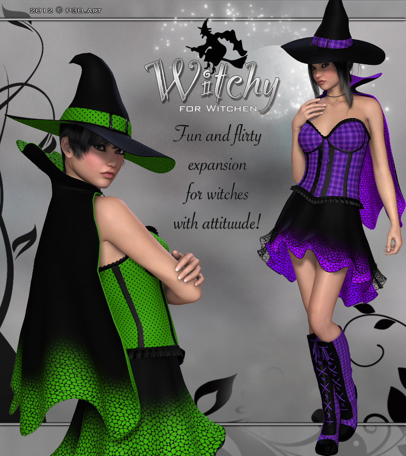 Witchy for Witchen