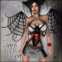 Spirit Wings Software Props/Scenes/Architecture Accessories RPublishing