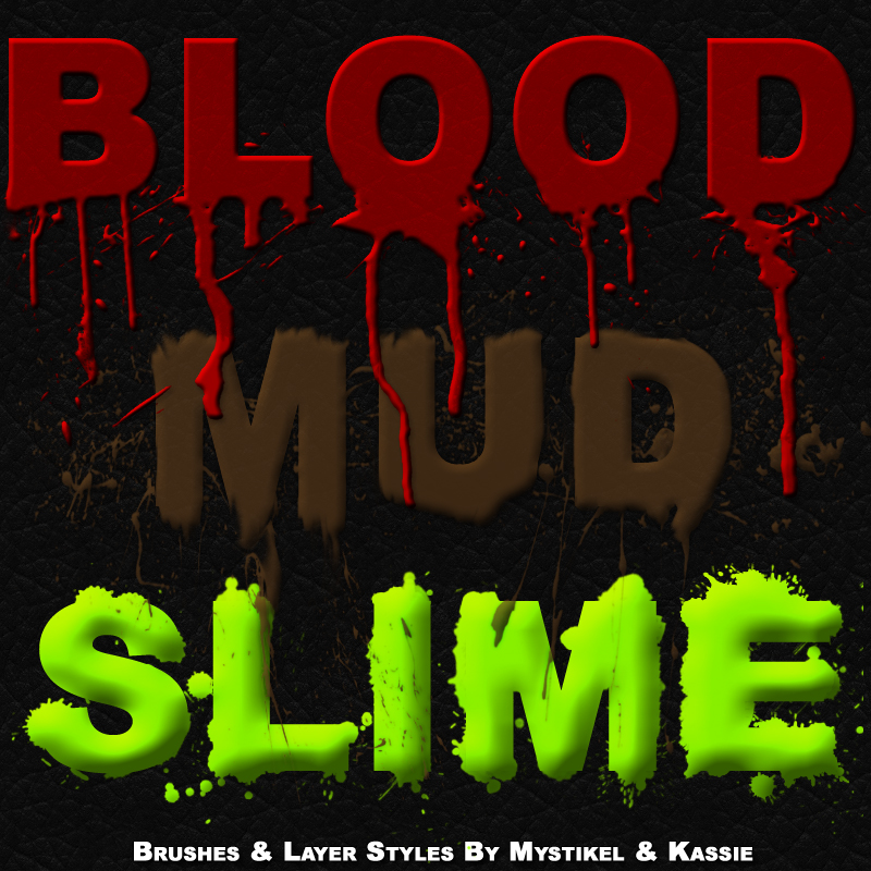 MK Blood Mud Slime