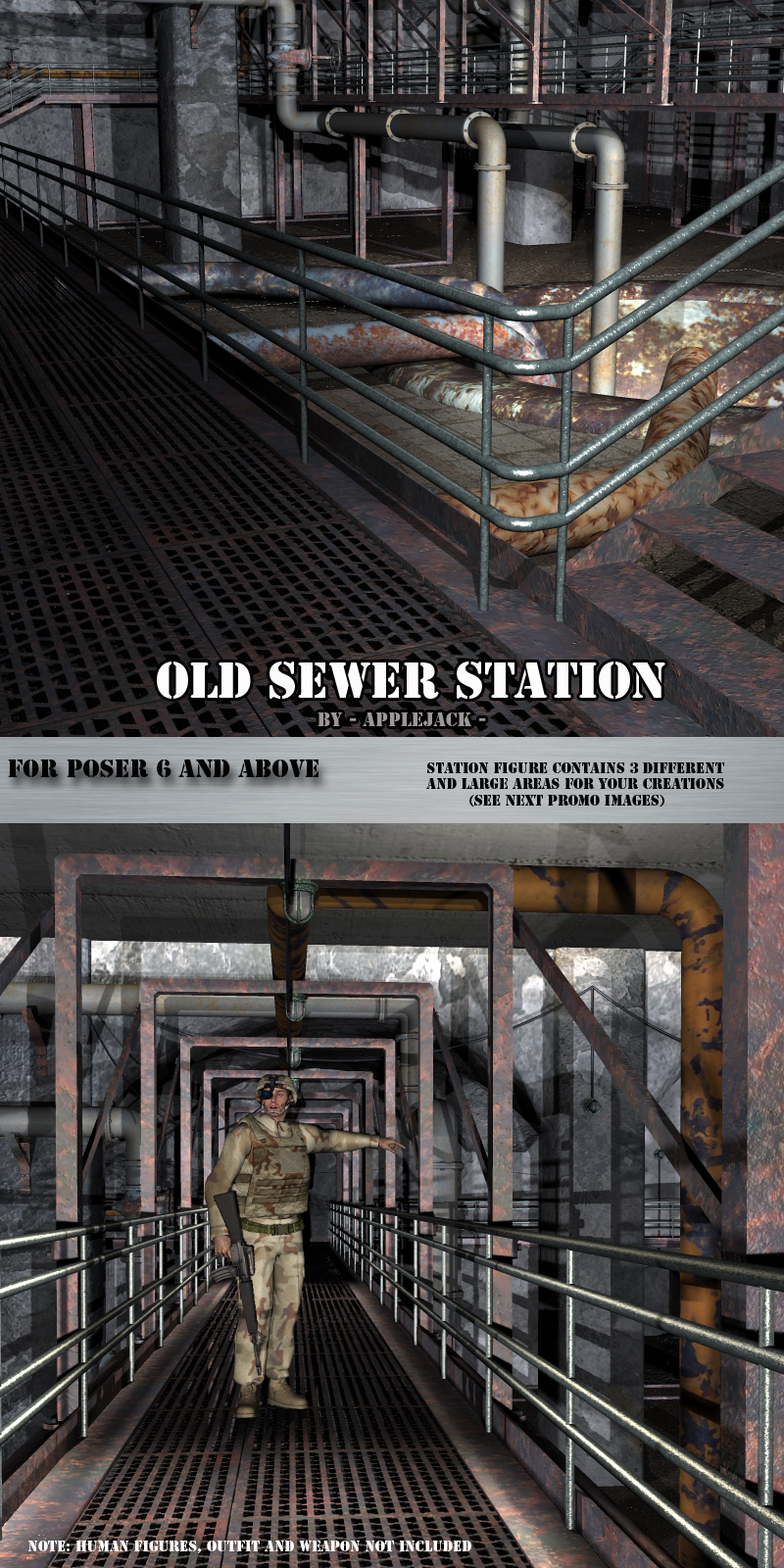 Old Sewer Station