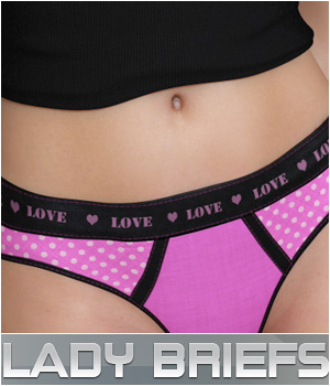 Lady Briefs by lilflame