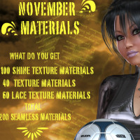Nov materials 3D Figure Essentials 2D WhopperNnoonWalker-