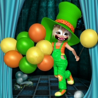 Kiki Clown 3D Figure Assets 3DTubeMagic