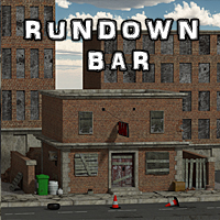 Rundown Bar 3D Models RetroDevil