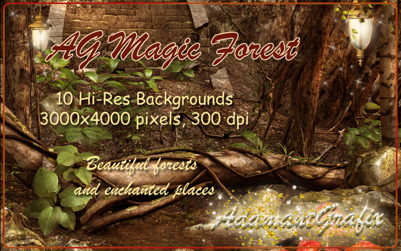AG Magic Forest
