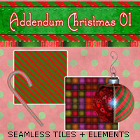 Christmas Blendz 01 2D And/Or Merchant Resources Themed 3DSublimeProductions