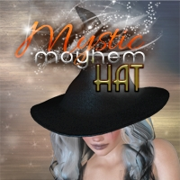 Mystic Mayhem Hat Props/Scenes/Architecture Accessories Themed Lyoness