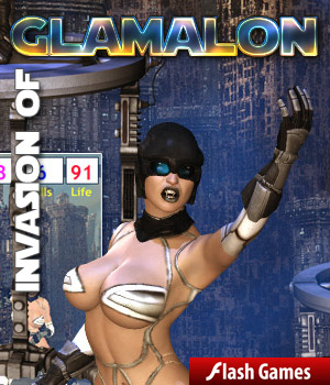 Invasion of Glamalon Software Gaming 3D Models Darkworld