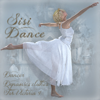 SisiDance Clothing Themed Software Tipol