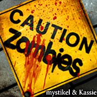 mK Zombies 3D Models 2D Graphics mystikel