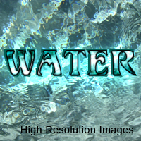 Water high resolution images 2D TheToyman
