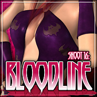 SHOOT 16: Bloodline 3D Models 3D Figure Assets ShanasSoulmate