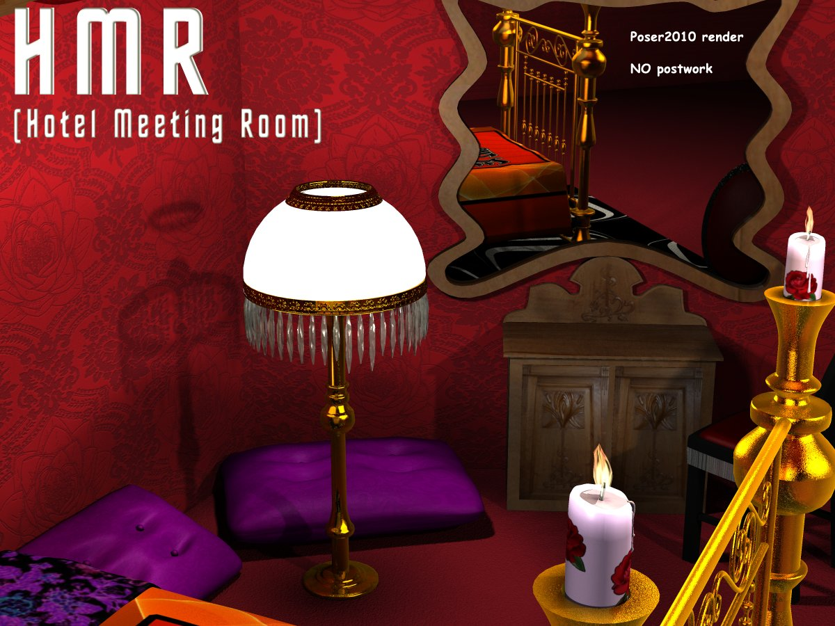 HMR (Hotel meeting room)