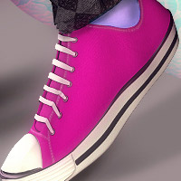 M4/V4 Casual Shoes image 1