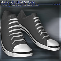 M4/V4 Casual Shoes image 4