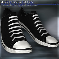 M4/V4 Casual Shoes image 5