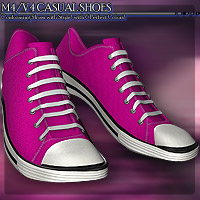 M4/V4 Casual Shoes image 6