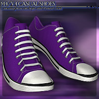 M4/V4 Casual Shoes image 7