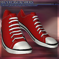 M4/V4 Casual Shoes image 8
