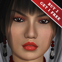 FW Xue-Lan for Victoria 4.2 / V 4 3D Models 3D Figure Essentials FWArt