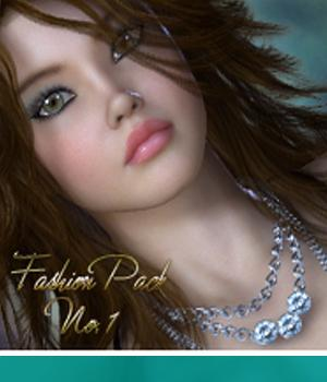 Fashion Pack No1 by SWAM