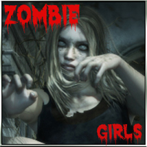 VHll Zombie Girls Themed Poses/Expressions Godin