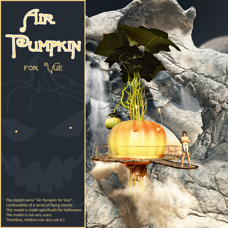 Air Pumpkin for Vue