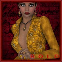 B O L D 3D Figure Essentials 3D Models sandra_bonello