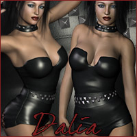 Miss Tressa Collection II - Dalia Clothing Rhiannon