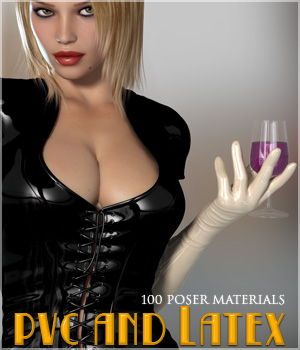 PVC and Latex Materials 2D Graphics Legacy Discounted Content lilflame
