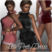 Little Pretty Dress Software Themed Clothing RPublishing