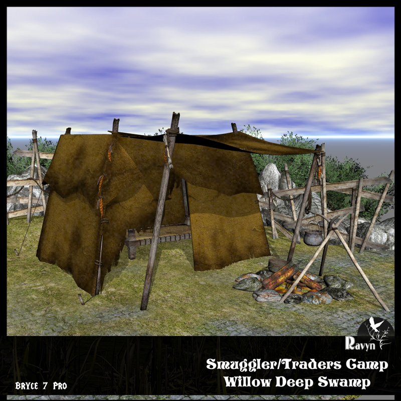 Smuggler/Trader's Camp for Tansy's Swamp