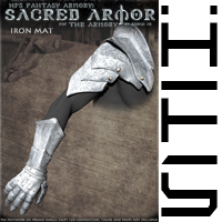 HFS Sacred Armor for The Armory image 1