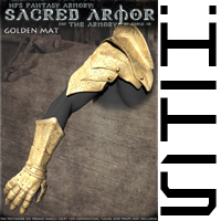 HFS Sacred Armor for The Armory image 2