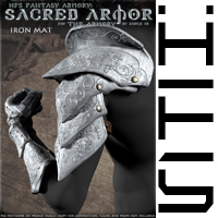 HFS Sacred Armor for The Armory image 3