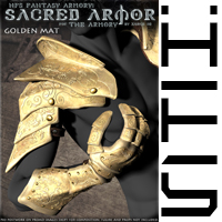 HFS Sacred Armor for The Armory image 4