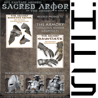 HFS Sacred Armor for The Armory image 5