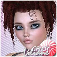 Candy Liliane Hair Themed Sveva