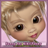 Sunny 3D Figure Essentials Marianne_Designs