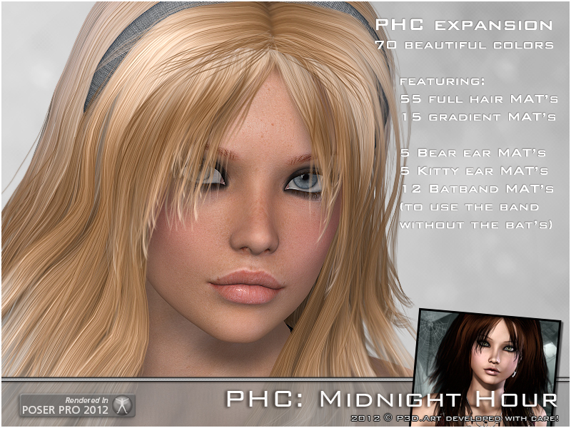 PHC: Midnight Hour Hair