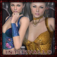 Intervallo Clothing Themed sandra_bonello