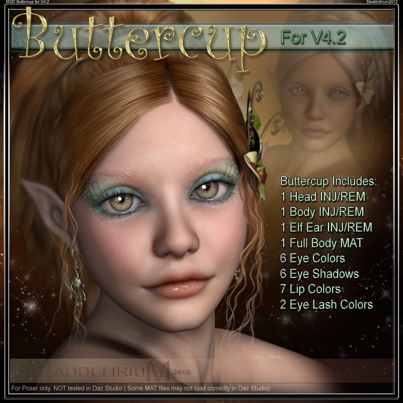 MDD Buttercup for V4.2