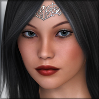 FR Bonnie 2D Graphics 3D Figure Assets Freja