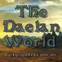 The Daelan World 3D Models 2D didi_mc
