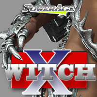 Witch X V4/A4/F4/Elite 3D Figure Assets powerage
