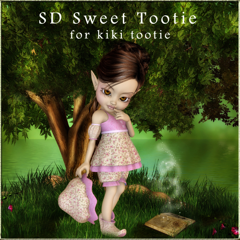 SD Sweet Tootie for Tootie