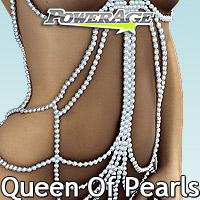 Queen Of Pearls V4/A4/G4/Elite 3D Figure Essentials powerage